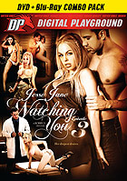 Jesse Jane Watching You 3  DVD + Blu ray Combo Pac