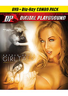 Kayden Kross Girltalk  DVD + Blu ray Combo Pack
