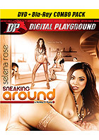 Sneaking Around DVD + Blu ray Combo Pack