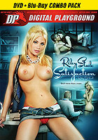 Riley Steele Satisfaction  DVD + Blu ray Combo Pac