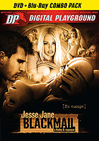 Jesse Jane Blackmail  DVD + Blu ray Combo Pack