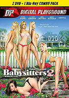 Jesse Jane in Babysitters 2  2 DVD + Blu ray Combo Pack