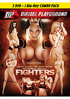 Jesse Jane in Fighters  2 DVD + Blu ray Combo Pack