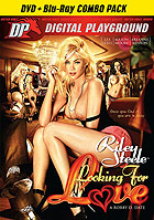 Riley Steele Looking For Love  DVD + Blu ray Combo