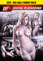 Kayden Kross Payment  DVD + Blu ray Combo Pack