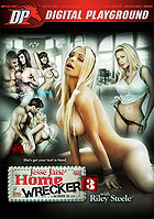 Jesse Jane Home Wrecker 3  DVD + Blu ray Combo Pac