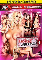 BiBi Jones Home Wrecker 4  DVD + Blu ray Combo Pac