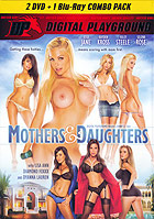Jesse Jane in Mothers Daughters  2 DVD + Blu ray Combo Pack