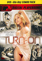 Kayden Kross The Turn On  DVD + Blu ray Combo Pack