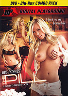 Marcus London in Bibi Jones The Pill  DVD + Blu ray Combo Pack