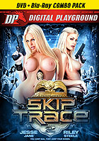 Jesse Jane in Skip Trace 2  DVD + Blu ray Combo Pack