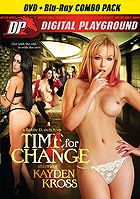 Kayden Kross Time For Change  DVD + Blu ray Combo