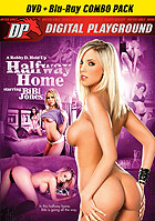 BiBi Jones Halfway Home  DVD + Blu ray Combo Pack