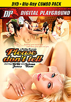 Please Dont Tell  DVD + Blu ray Combo Pack