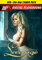 Jesse Jane in Leverage  DVD + Blu ray Combo Pack