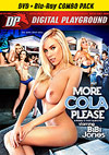 BiBi Jones: More Cola Please - DVD + Blu-ray Combo Pack