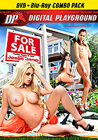 Jesse Jane For Sale  DVD + Blu ray Combo Pack