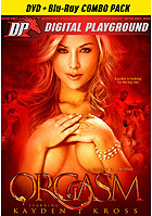 Kayden Kross Orgasm DVD + Blu ray Combo Pack