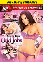 Selena Rose Odd Jobs  DVD + Blu ray Combo Pack