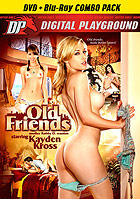 Kayden Kross Old Friends DVD + Blu ray Combo Pack