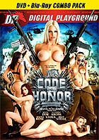 Jesse Jane in Code Of Honor  2 DVD + 1 Blu ray Combo Pack