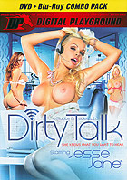 Jesse Jane Dirty Talk  DVD + Blu ray Combo Pack
