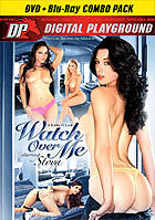 Stoya Watch Over Me  DVD + Blu ray Combo Pack