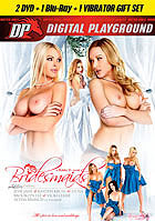 Jesse Jane in Bridesmaids  2 DVD + 1 Blu ray + 1 Vibrator Gift S