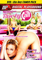 Kayden Kross Booty Call DVD + Blu ray Combo Pack