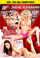 Riley Steele The Girlfriend Exchange  DVD + Blu ra