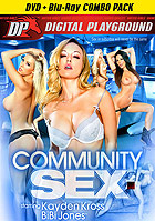 Community Sex DVD + Blu ray Combo Pack