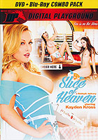 Kayden Kross Slice Of Heaven DVD + Blu ray Combo