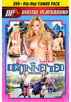 Disconnected DVD + Blu ray Combo Pack