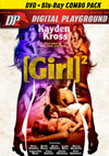 Kayden Kross: Girl Squared - DVD + Blu-ray Combo Pack