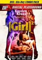 Kayden Kross in Kayden Kross Girl Squared  DVD + Blu ray Combo Pac