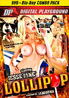 Jesse Jane Lollipop DVD + Blu ray Combo Pack