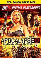 Apocalypse X  DVD + Blu ray Combo Pack DVD - buy now!