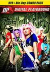 Bubble Gum Girls - DVD + Blu-ray Combo Pack