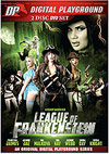 League Of Frankenstein - 2 Disc Set