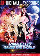 Rina Ellis Saves The World