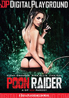 Poon Raider A XXX Parody