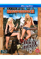Marcus London in Rawhide 2  Blu ray Disc