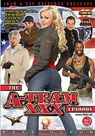 The A Team XXX A Parody  2 Disc Set