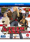 The A-Team XXX: A Parody - 1 Blu-ray 1 DVD Set