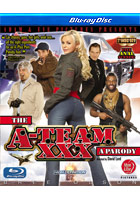 The A Team XXX A Parody  1 Blu ray 1 DVD Set