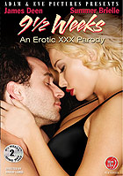 9 12 Weeks An Erotic XXX Parody  2 Disc Set