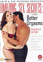 Amazing Sex Secrets Better Orgasms