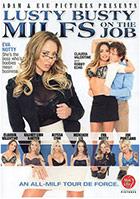 Lusty Busty MILFs On The Job