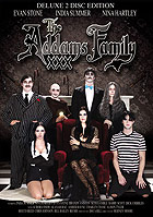 The Addams Family XXX Deluxe 2 Disc Edition