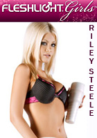 Fleshlight Girls: Riley Steele